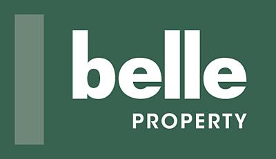 Belle Property Logo 2021